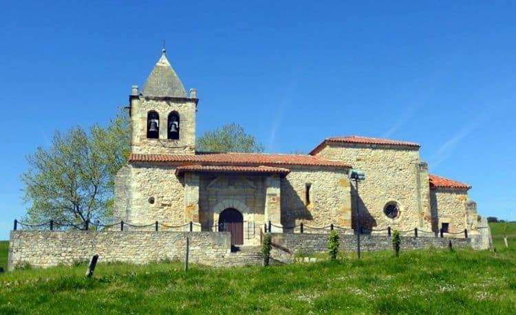 Iglesia de Santiago - Ongayo