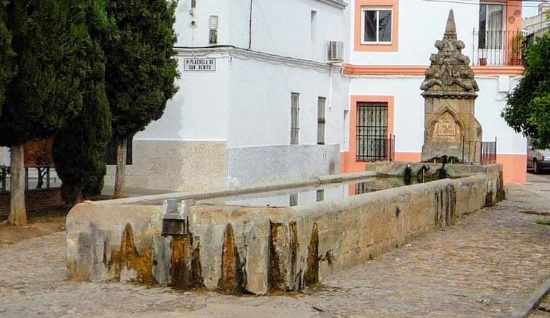 Pilar de San Benito
