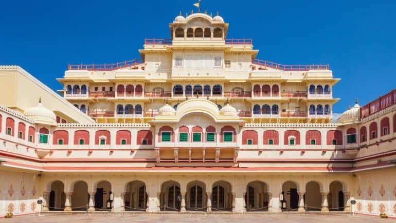 Chandra Mahal - Qué ver en Jaipur