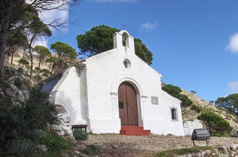 Que ver en Mijas - Ermita del Calvario