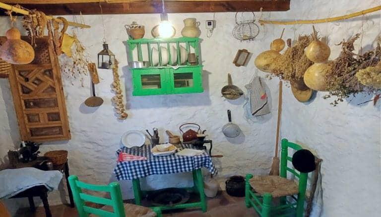 Museo etnológico de Mijas