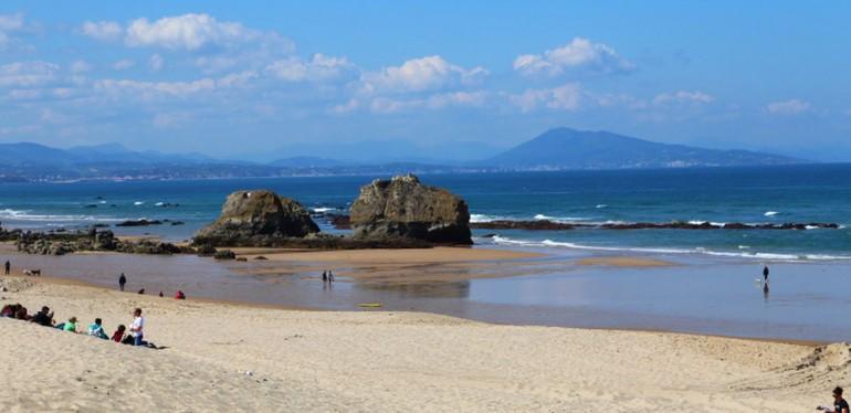 Playa La Milady | Biarritz