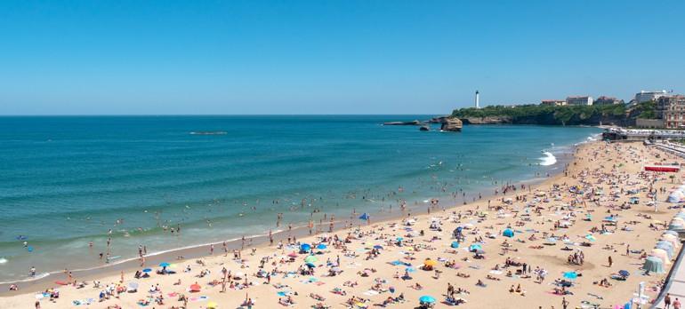 Playa de Miramar | Biarritz