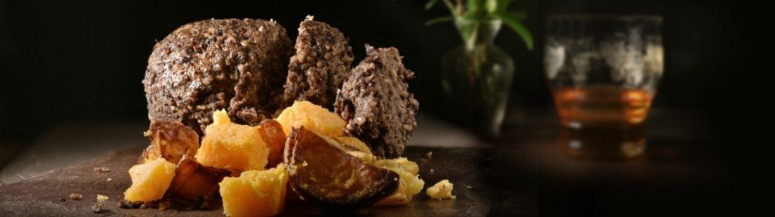 Comida típica escocesa