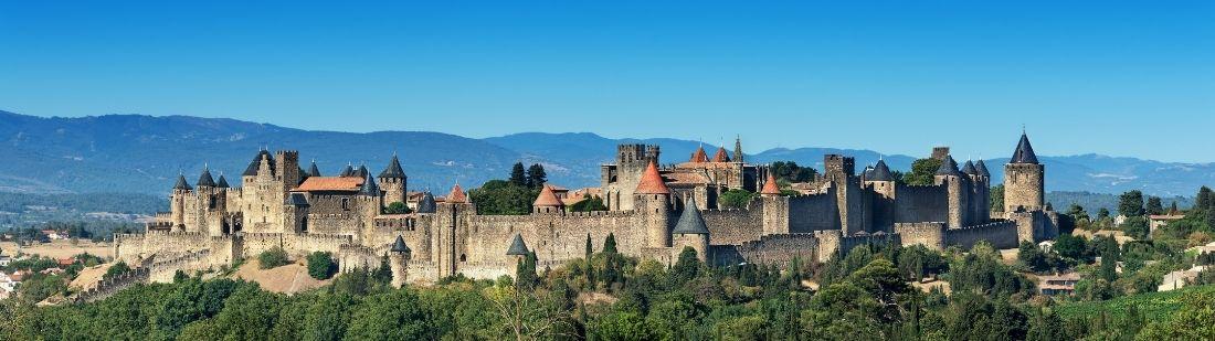 Castillo de Carcasona | Francia