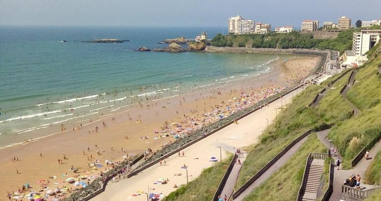 Playa Marbella | Biarritz