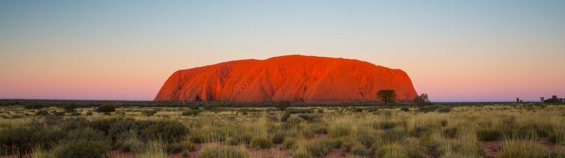 Monte Uluru | Australia | Portada