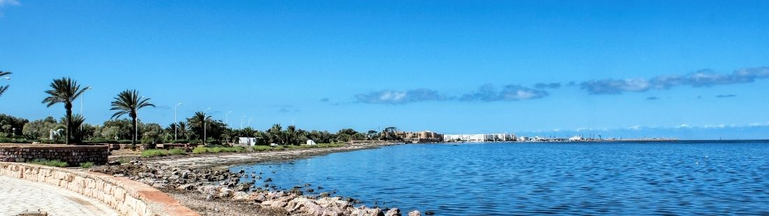 Visitar la Isla de Djerba
