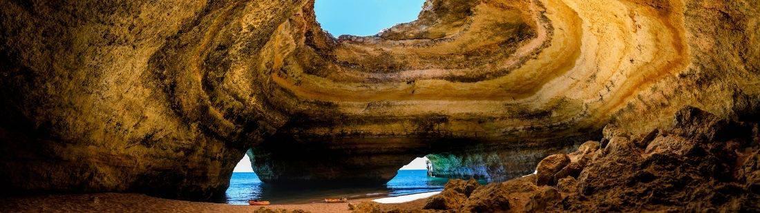 Cuevas de Benagil - Portada