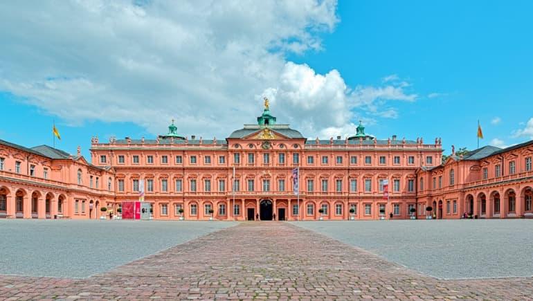 Palacio de Rastatt - Castillos en la Selva Negra