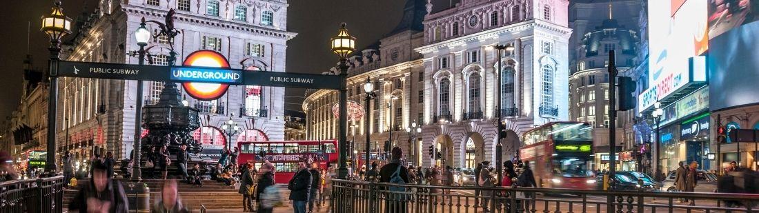 que hacer en Londres por la noche