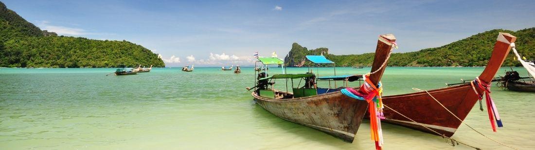 qué llevar a Tailandia