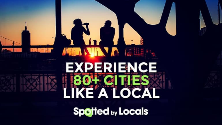 Sppoted by locals - app de mapas de viaje