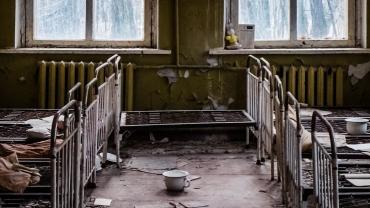 Viaje a Chernobyl | Portada