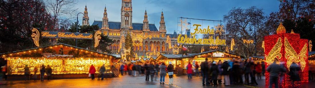 mercados navideños de Viena