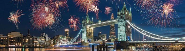 mejores ciudades de Europa para pasar el año nuevo