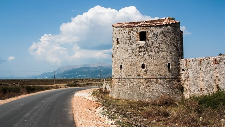 Sitio arqueológico de Butrinto