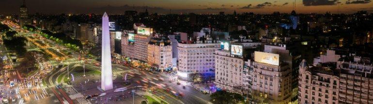 rooftops de Buenos Aires