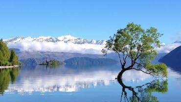 Lago Wanaka | Portada
