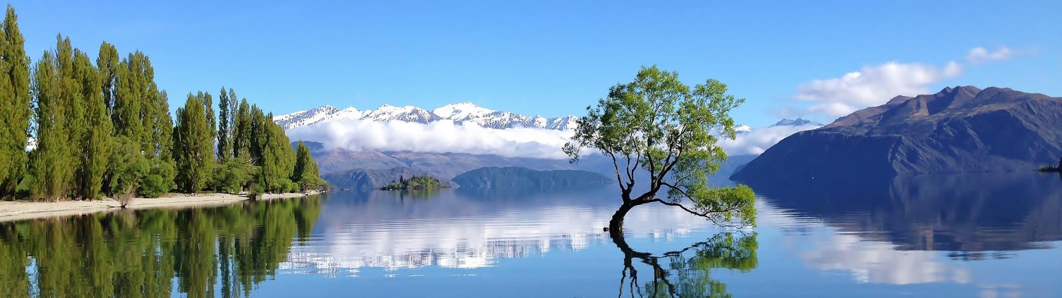lago Wanaka, Cinco razones para visitar el lago Wanaka en Nueva Zelanda
