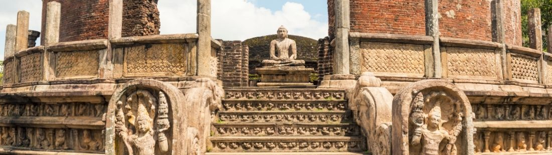 Polonnaruwa | Portada