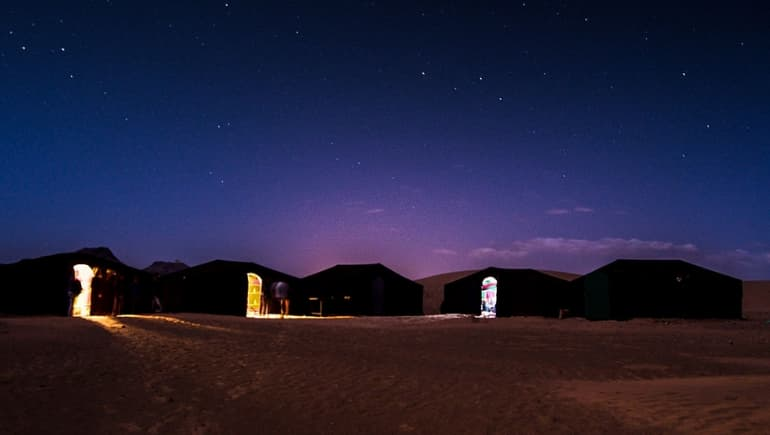 desierto de Zagora, Siete razones para visitar el desierto de Zagora