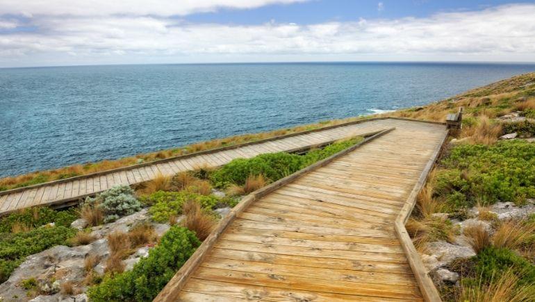 Paseo marítimo de Kangaroo Island