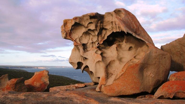 Formaciones rocosas de Kangaroo Island