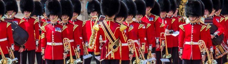 Cambio de Guardia en Buckingham Palace | Portada