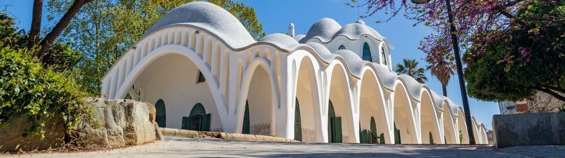 Ruta Modernista de Barcelona portada