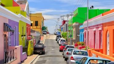 Barrio de Bo Kaap en Ciudad del Cabo | Portada