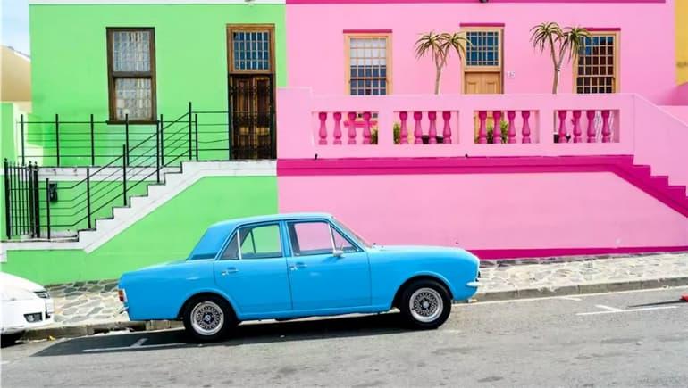 Bo Kaap - Ciudad del Cabo