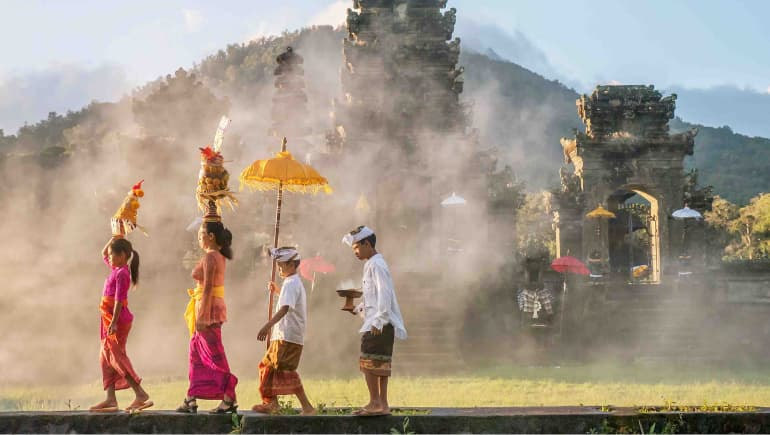 mejor época para viajar a Bali, Mejor época para viajar a Bali: la analizamos mes a mes