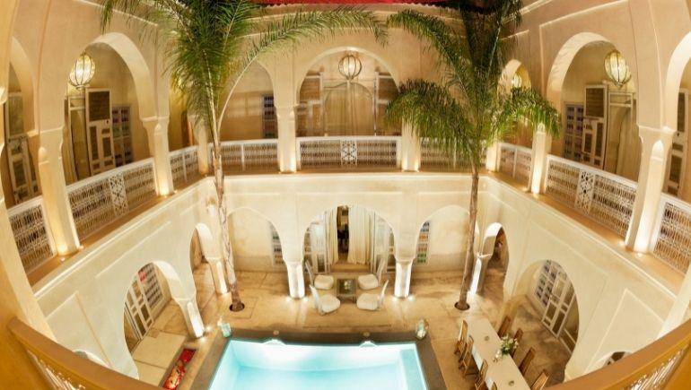 dónde alojarse en Marrakech - Agdal