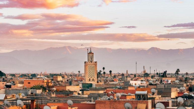 dónde alojarse en Marrakech - Medina