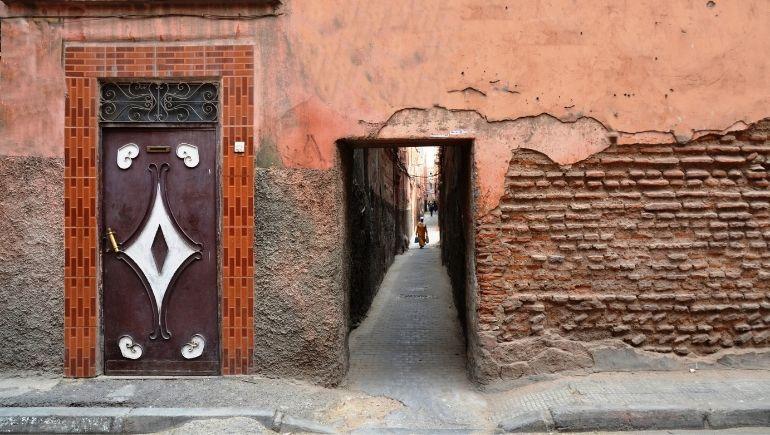 dónde alojarse en Marrakech - Mellah