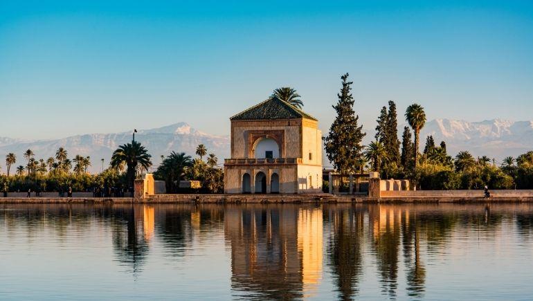 dónde alojarse en Marrakech - Palmeraie