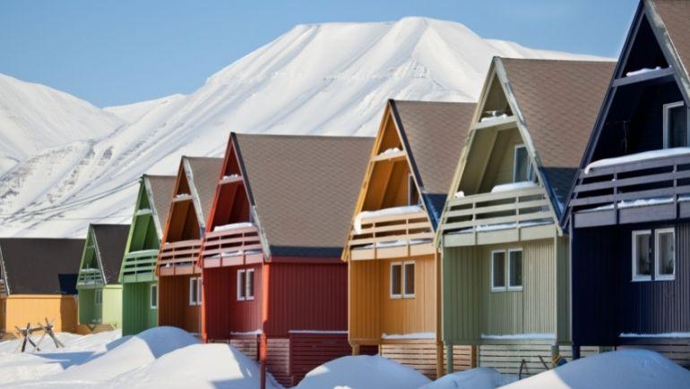 Svalbard pueblo