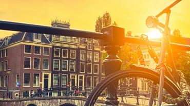 Alquilar bicicleta en Ámsterdam | Portada