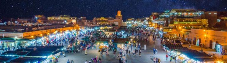 dónde alojarse en Marrakech | Portada