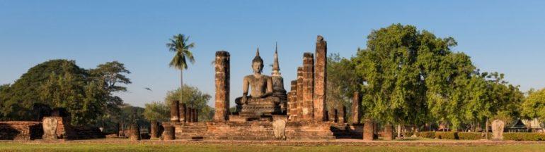 Portada Wat Mahathat