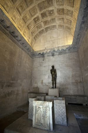 Qué ver en Split - Templo de Jupiter