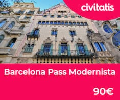 9 obras que visitar en la Ruta Modernista de Barcelona