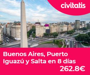 Buenos Aires, Puerto Iguazú y Salta