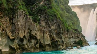 Cascadas de Tamul   México   Portada