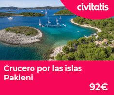 La isla de Hvar, un paraíso de la costa dálmata