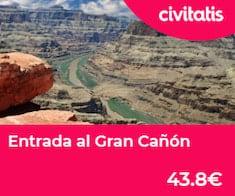 El Gran Cañón del Colorado, una maravilla natural absolutamente única