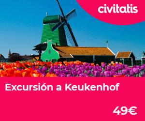 Excursión a Keukenhof