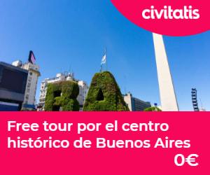 Free tour Buenos Aires