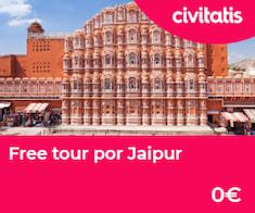 Hawa Mahal, arquitectura y magnificencia combinadas para dejarte sin palabras